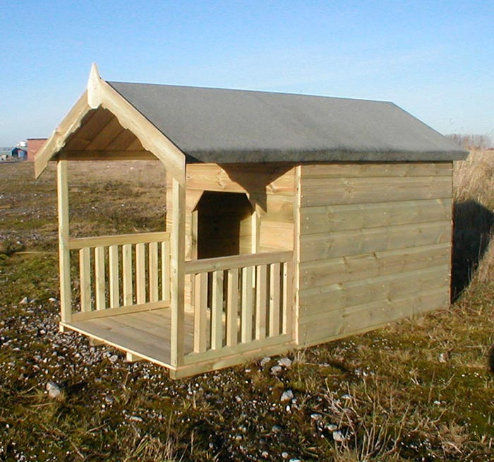 Beecham Deluxe Dog Kennel