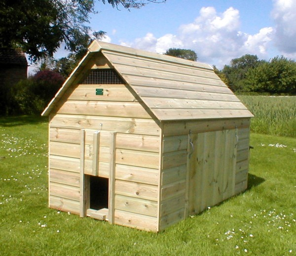 The Escrick Chicken House