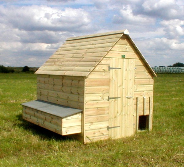 The Thorganby Chicken House