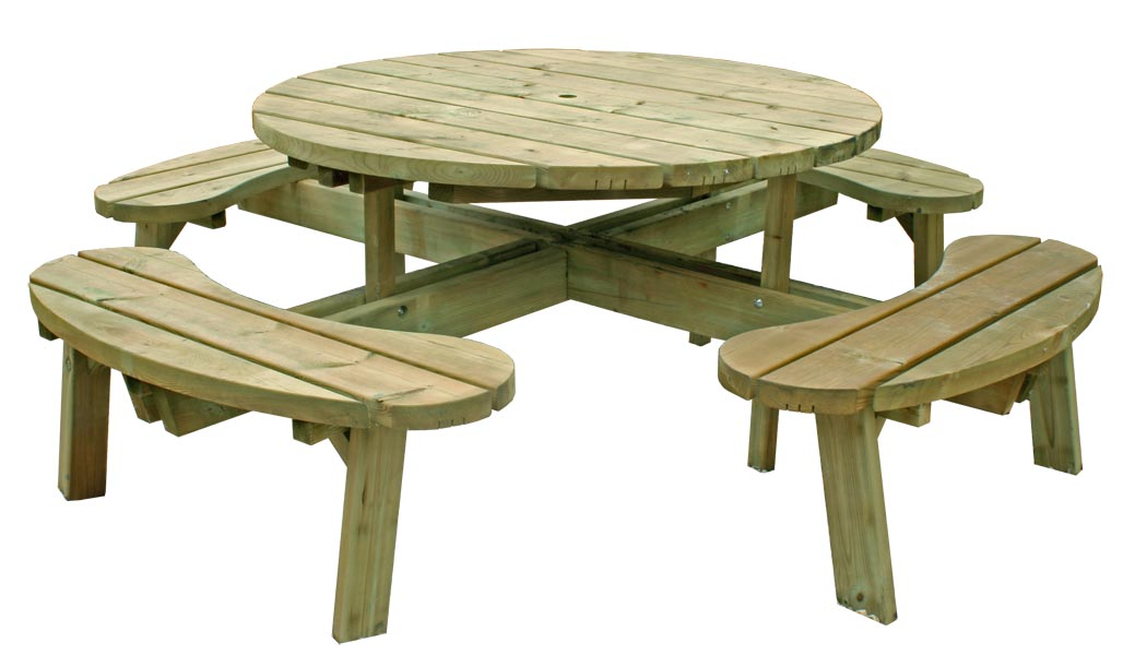 Picnic tables home garden bars for 10 person picnic table