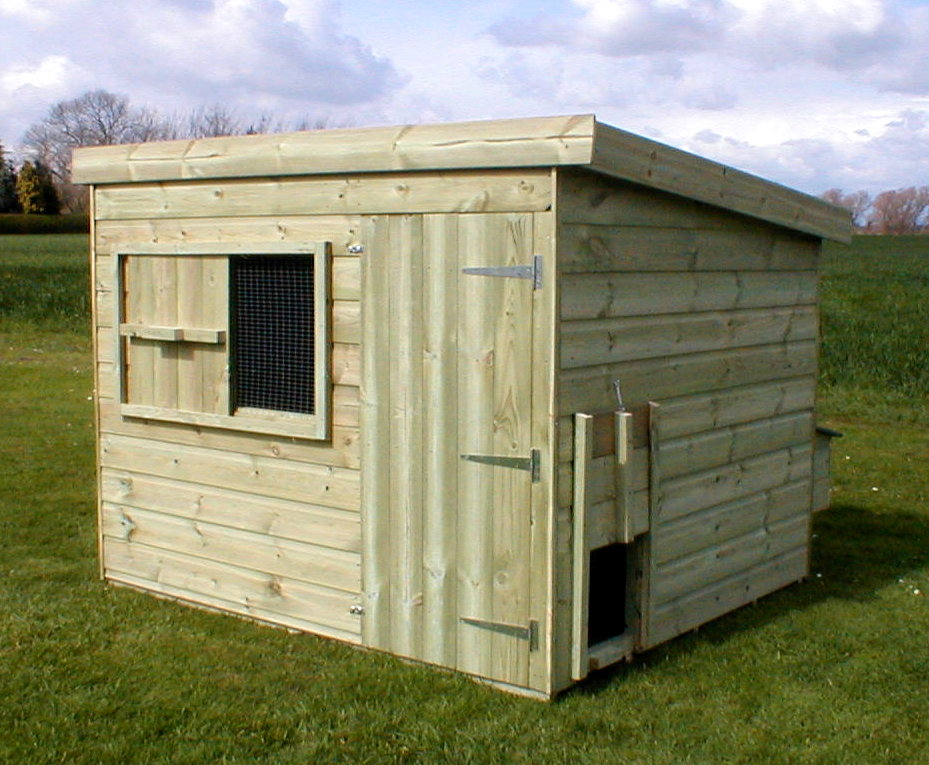 Chicken coop to build knowing chicken house plans free for Hen house design plans