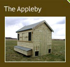 Appleby Free Range Chicken House