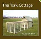 The York Cottage Chicken House