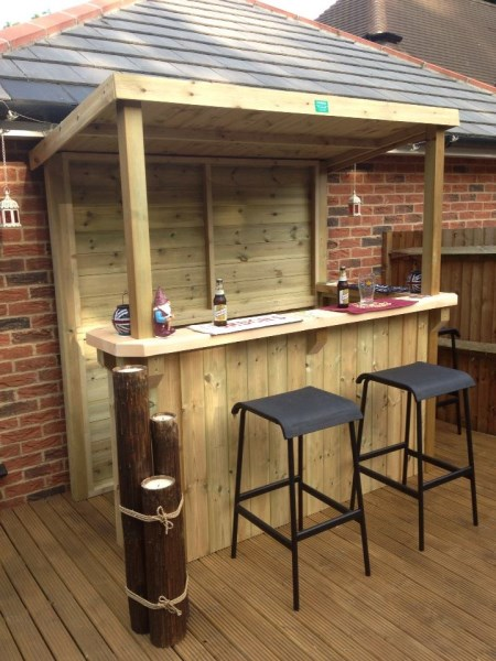 home outdoor garden bar the man thing. Black Bedroom Furniture Sets. Home Design Ideas
